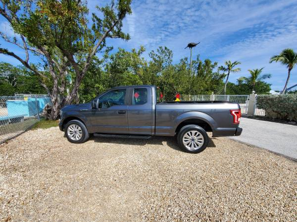 Photo 2016 Ford F150 5.0 V8, Sport Package with Max Tow Package - $20500 (Key Largo)