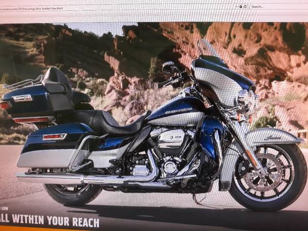 Photo 2019 HARLEY ULTRA LIMITED LOW - $25,000 (N FT MYERS)
