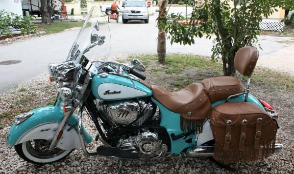 Photo 2019 Indian Chief quotVintagequot Spirit of Sturgis - $20,500 (Key Largo)