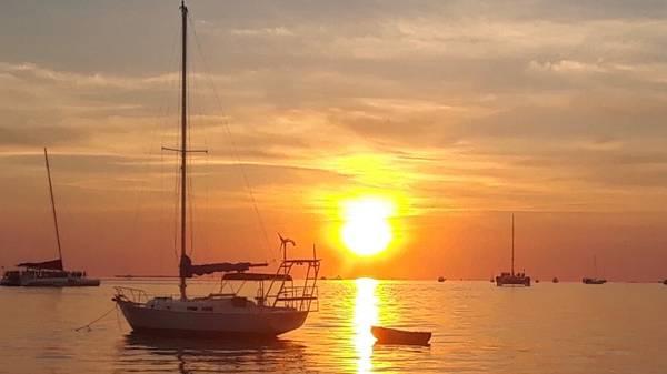Photo 34 Foot Bristol Sailboat - $10,000 (Key West)