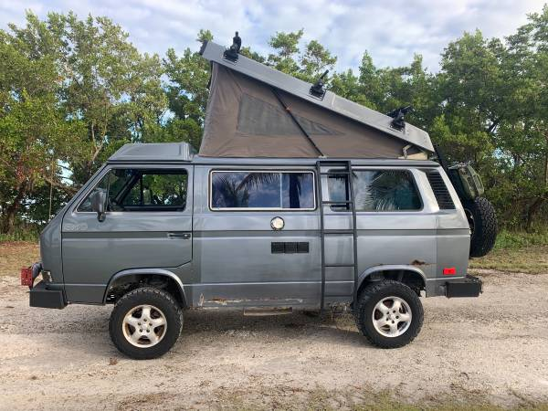 Photo 87 VW Vanagon Syncro - $25,000 (Key West)