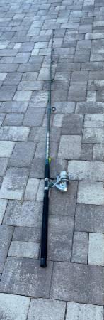Photo 939 Fishing Pole - $25 (Marathon)
