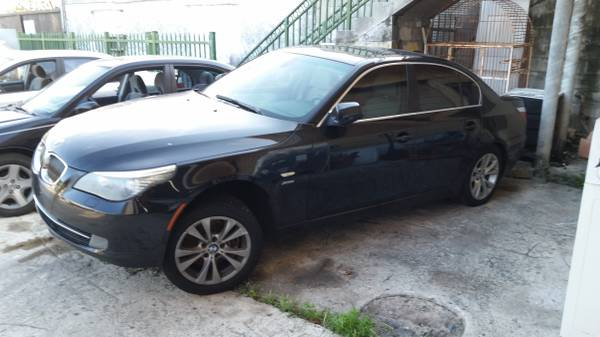 Photo BMW 535 XI 2010 PARTING OUT (HIALEAH)