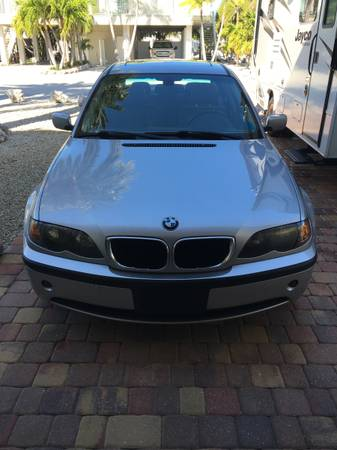 Photo Classic 2003 BMW 325i - $7,500 (Key Colony Beach)