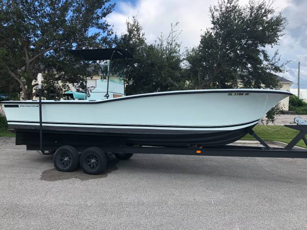 Photo Classic Inboard Center Console - $20,000 (Key West)