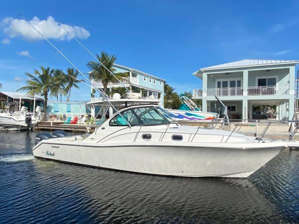 Photo For Sale 2007 Pursuit 3350 Offshore Twin Yamaha 25039s - $139,900 (Key Largo)