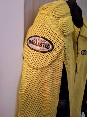 Photo Joe Rocket Ballistic Mesh Motorcycle Jacket - $60 (N MiamiBiscayne Park)