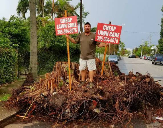 Photo Lawn Care Business For Sale  MR Fix It (MOVE TO KEY WEST)
