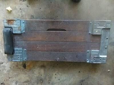 Photo Mechanic Creeper Craftsman - $15 (Palmetto)