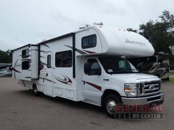Photo Motor Home Class C 2015 Forest River RV Sunseeker 3170DS - $64,781