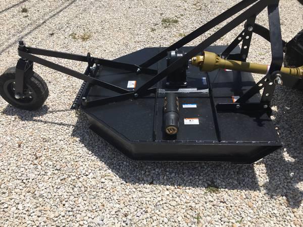 Photo NEW 48quot Rotary Cut Cat 1 Mower Deck - Bush Hog - Used Once.. - $799 (Cudjoe Key)