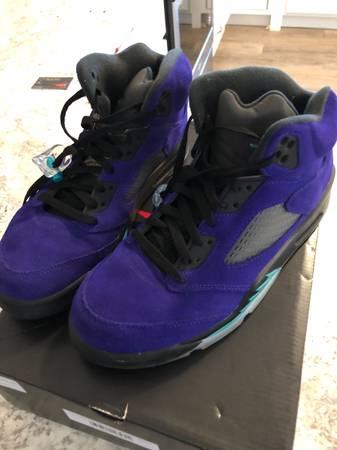 Photo New Jordan 5s - $150 (Sugarloaf)