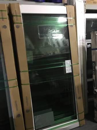 Photo New PGT 72 x 80 sliding glass doors $1100 - $1,100 (Northport Florida)