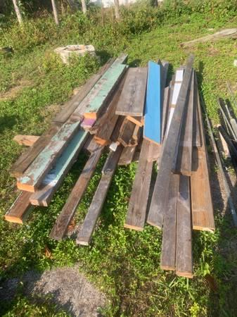 Photo Reclaimed Lumber - $1 (Summerland Key)