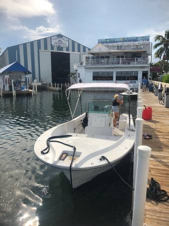 Photo ReducedChis Craft Center Console 22 foot 150 Yamaha 4 stroke - $6,000 (Key West)