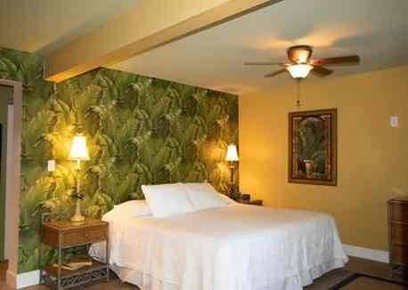 Photo The Caribbean Suite kitchenette  sleeps up to 6 Hardwood Floors, 2 B (Key West, FL)