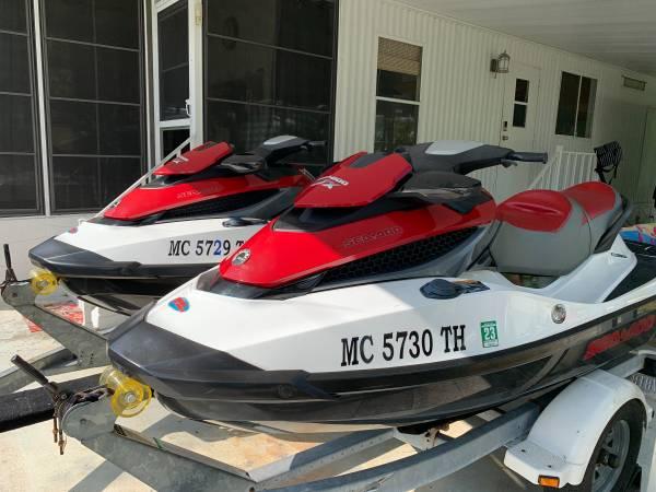 Photo Two 2010 Sea-Doo GTX 155 HP - $14,000 (Key Largo, Florida)