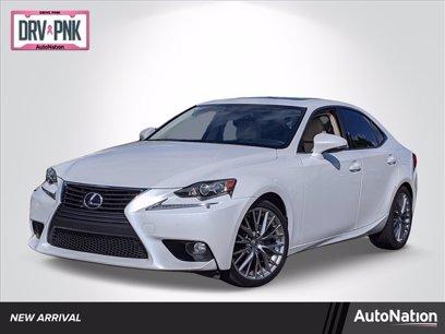 Photo Used 2014 Lexus IS 250 AWD for sale