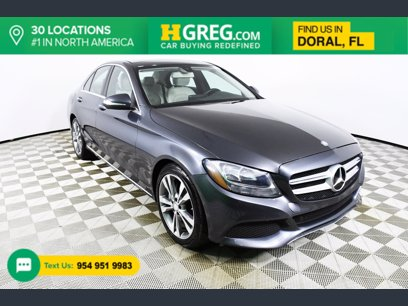 Photo Used 2015 Mercedes-Benz C 300 Sedan for sale