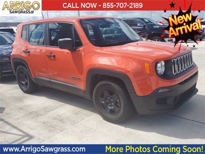 Photo Used 2016 Jeep Renegade FWD Sport w Power  Air Group for sale