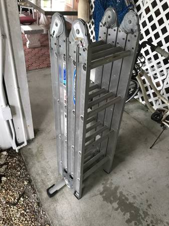Photo Werner 16 foot multi-position ladder - $100 (Key Colony Beach)