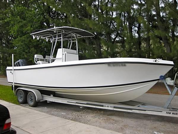 Photo Wtb 2539 seavee, contender or whitewater - $10,000 (Summerland Key)