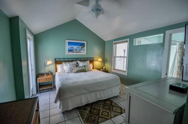 Photo 2 Bedroom, 2 Full Bath, double French doors  (Key West)