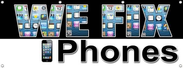 Photo iPhone lcd Screen Repair Unlock Camera Port 11 pro 6 7 8 x xr xs max - $25 (miami)