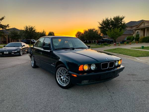 Photo 1995 BMW 525i - $3,500 (Killeen)