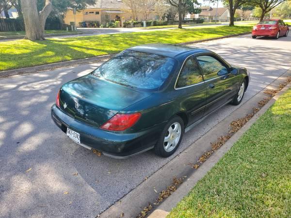 Photo 1997 acura cl - $1,999 (Austin)
