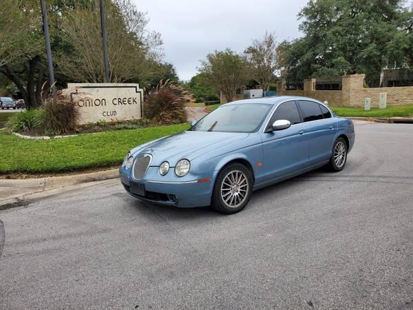 Photo 2006 jaguar s type - $3,399 (Austin)