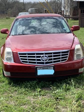 Photo 2008 Cadillac DTS - $3,000 (Bruceville - Eddy, TX)