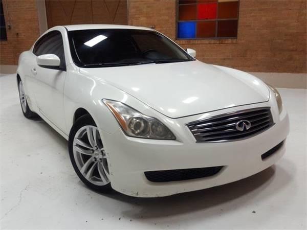 Photo 2010 INFINITI G37 Journey - coupe - $10500 (INFINITI G37 Moonlight White)