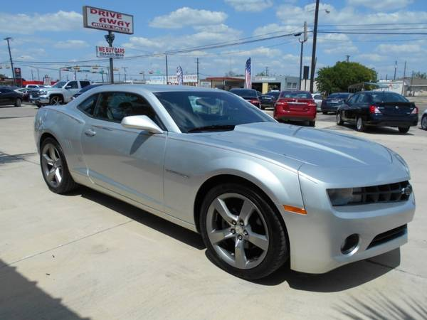 Photo 2012 chevrolet camaro (Killeen Tx)