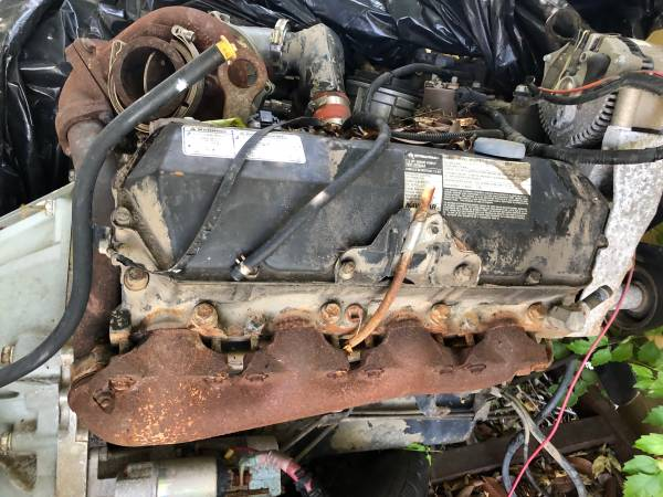 Photo 7.3 Powerstroke Ford motortrans - $1,200 (Harker Heights)