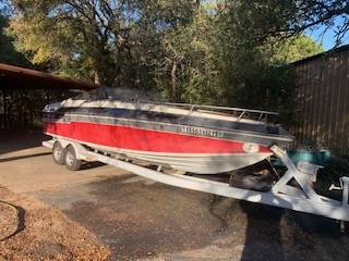 Photo Baja 25 foot Force 250 - $8,200 (georgetown)