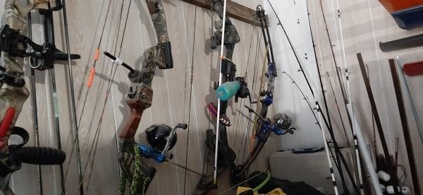 Photo Bow Fishing Bows - $650 (Temple)