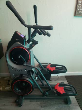 Photo Bowflex Max Trainer M5 - $900 (Temple)