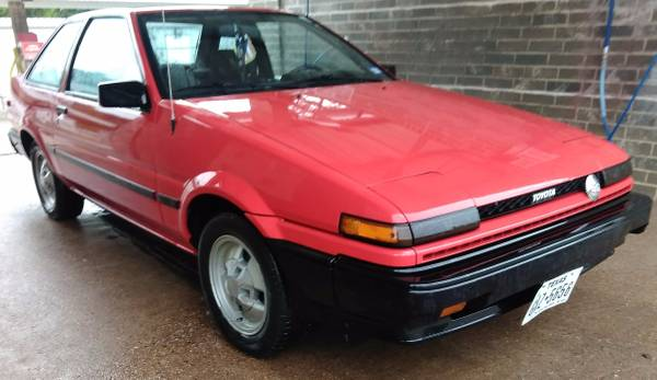 View 1987 Toyota Corolla For Sale Near Me