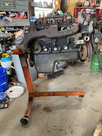 Photo Dodge 360 motor and headers - $400 (Gatesville)
