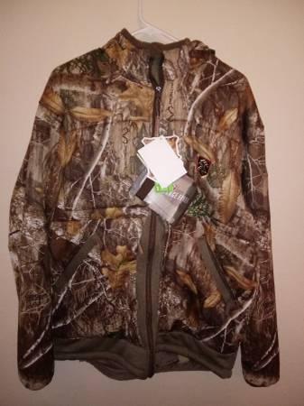 Photo Drake stand hunting jacket mens large - $140 (Harker Heights)