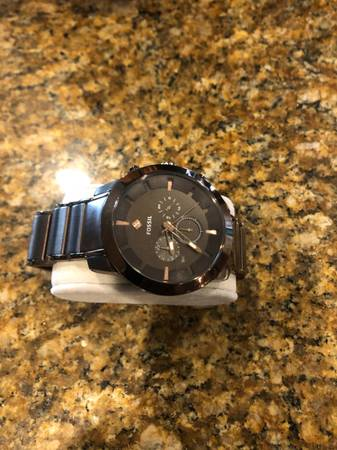 Fossil watch - $20 (Killeen)