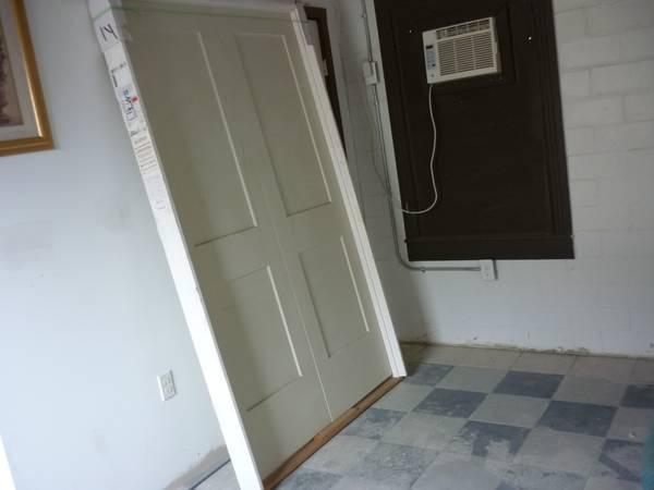 Photo French Interior Door (Double Doors) Brand New - $120 (Temple)