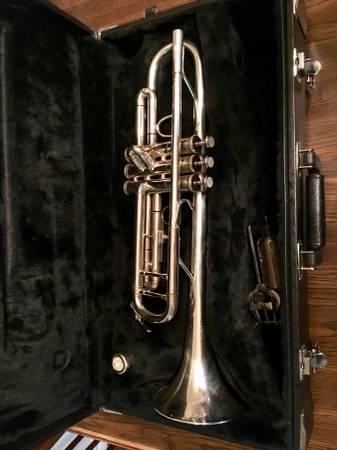 Photo Jupiter Capital Edition Silver Trumpet- Nice - $450 (Temple)