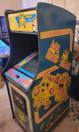 Photo Ms. Pacman multicade arcade - $850 (Gatesville)