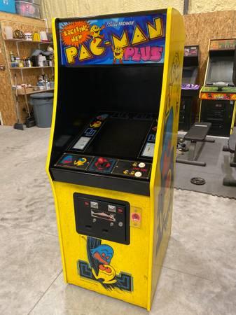 Photo Pac-Man arcade - $1,100 (Troy)