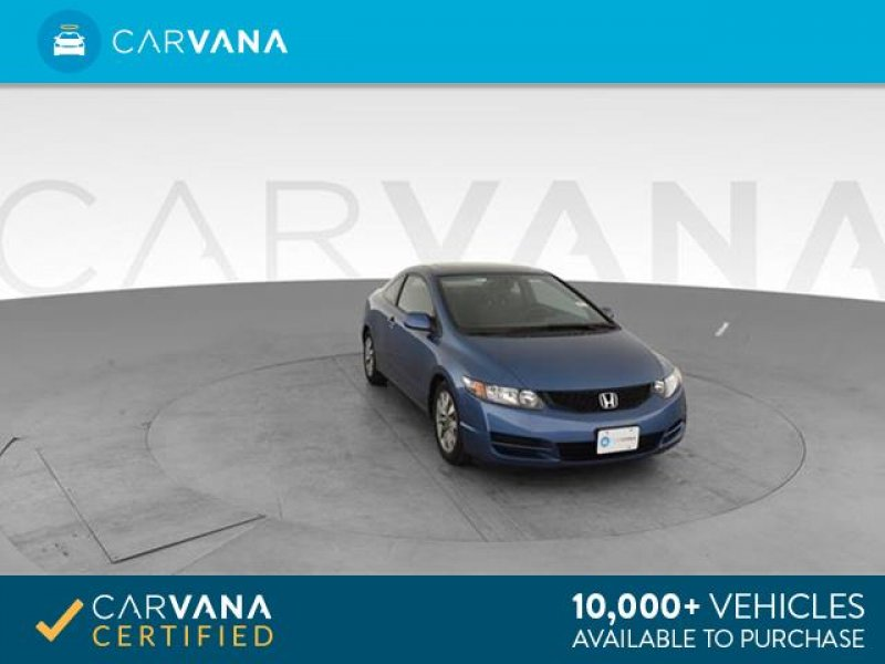 Photo Used 2010 Honda Civic EX Coupe for sale