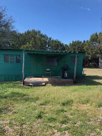 Photo Used Single Wide mobile home for sale (Evant, Texas)