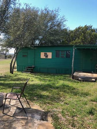 Photo Used Single Wide mobile home for sale ((Evant, Texas))