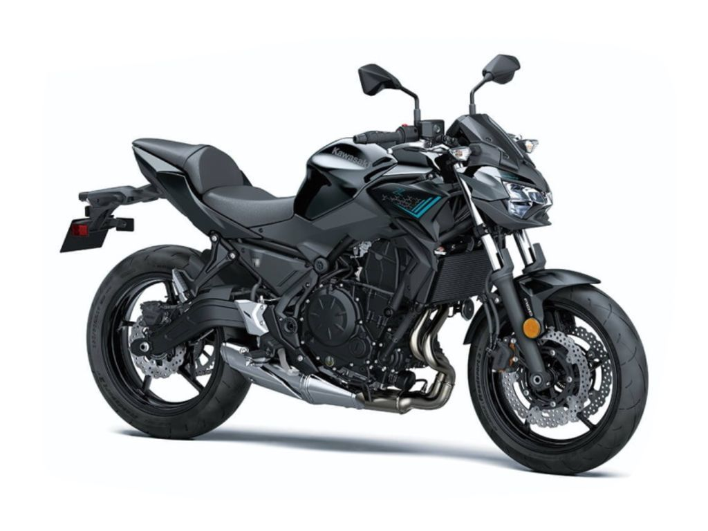Photo 2021 Kawasaki Z650 Metallic Spark BlackMetallic Flat Spark Black $7249